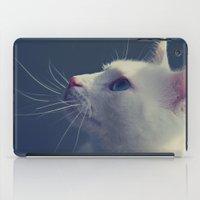 wonder iPad Cases featuring Wonder by Yoshigirl