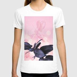 Ficus Light Blush T-shirt