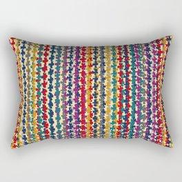 dogtooth Rectangular Pillow