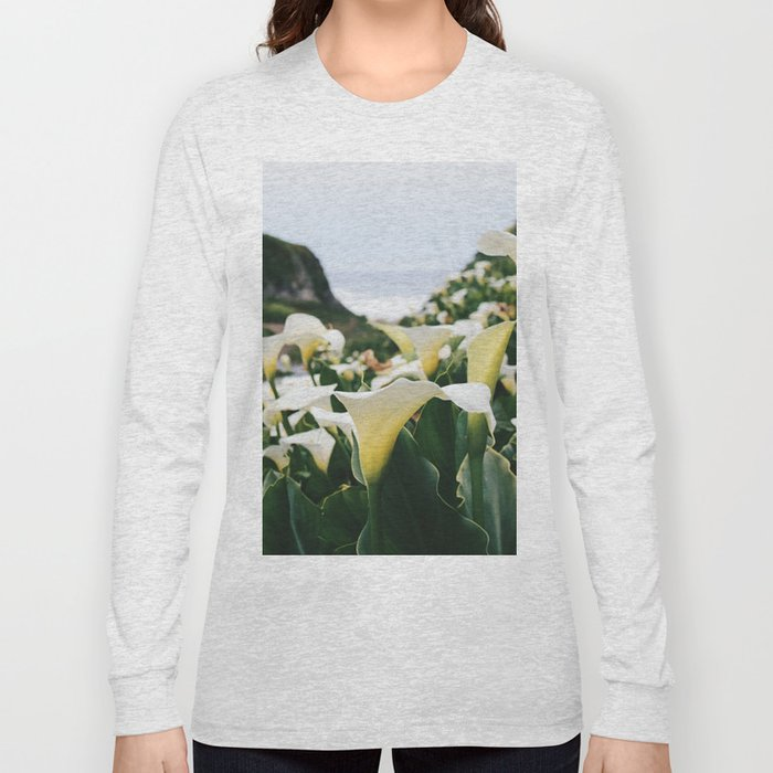 In the Flowers Long Sleeve T-shirt