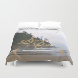 The Smuggler's Cove Duvet Cover