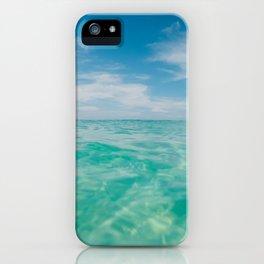 Florida Water iPhone Case