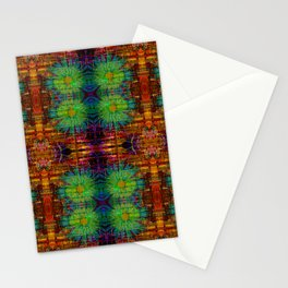 Electric Daisy Land Stationery Cards