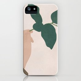 Holding the Branch iPhone Case