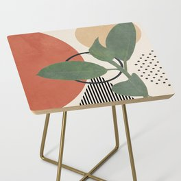 Nature Geometry III Side Table