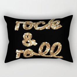 Rock & Roll Rectangular Pillow