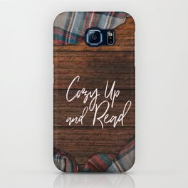 Cozy Up and Read iPhone Case