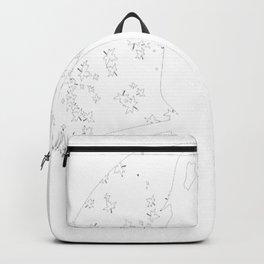 Jin - Samurai Champloo Backpack