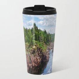 Exploits River Travel Mug