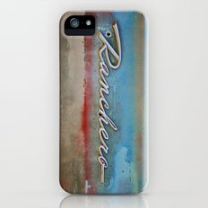 Ranchero Slim Case iPhone SE