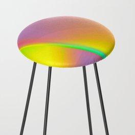 Rainbow series I Counter Stool