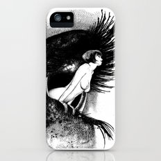 asc 602 - La spectatrice (Valentina at the gallery) iPhone (5, 5s) Slim Case