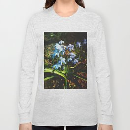 just a lovely flowers Long Sleeve T-shirt