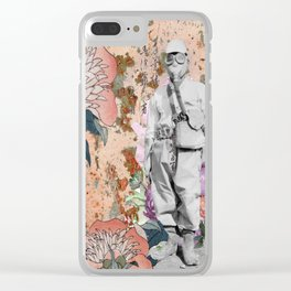In the Garden of Death Clear iPhone Case