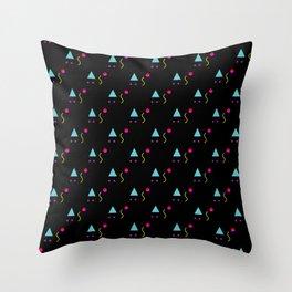Get Bent Throw Pillow