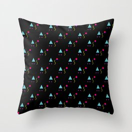 Get Bent Throw Pillow