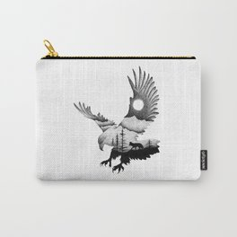 THE EAGLE AND THE FOX Carry-All Pouch