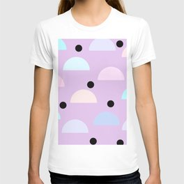 purple imagination T-shirt