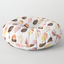 Pretty Popsicles 1 Floor Pillow