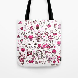 Kawaii Friends Tote Bag