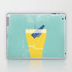 Save the Ales Laptop & iPad Skin