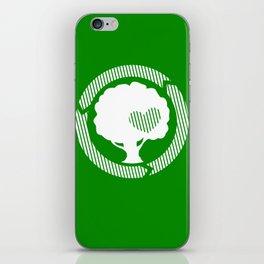 Treelove iPhone Skin