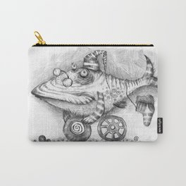 Wise fish Carry-All Pouch