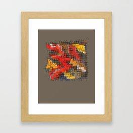 Logical Framed Art Print
