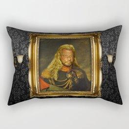 Duane 'Dog' Chapman - replaceface Rectangular Pillow