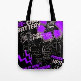 Eco Campaign Tote Bag
