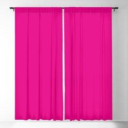 Fuschia Pink Blackout Curtain