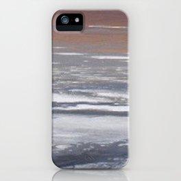 Alkali Lake iPhone Case