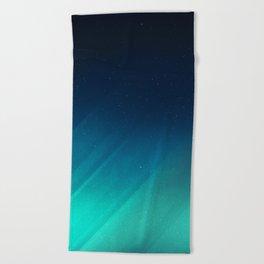 Translucent Sky [ Abstract ] Beach Towel