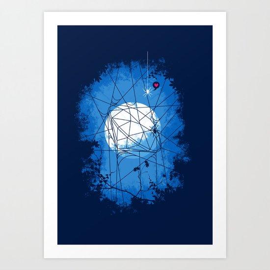 a diamond for u Art Print