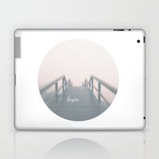 Begin Laptop & iPad Skin