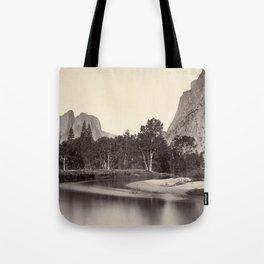 View from Camp Grove, Yosemite Tote Bag