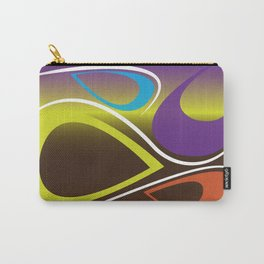 Teardrop Abstract Carry-All Pouch