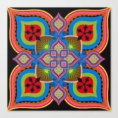 pattern02 Canvas Print
