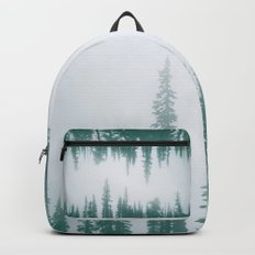 Forest Reflections XI Backpack