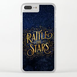 Rattle the Stars Night Clear iPhone Case