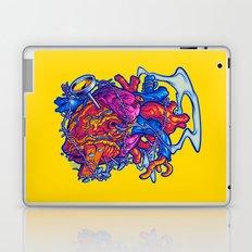 BUSTED HEART Laptop & iPad Skin