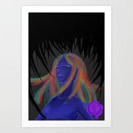 Art Block Art Print