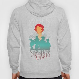 When everything changes, nothing changes. Hoody