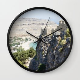 Landscape Photography by Laurence Wall Clock