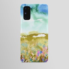 Blue Skies Android Case