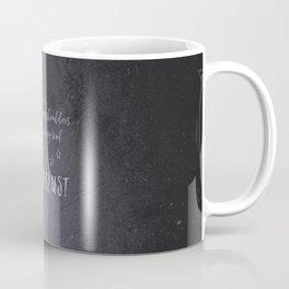 wander {violet Coffee Mug