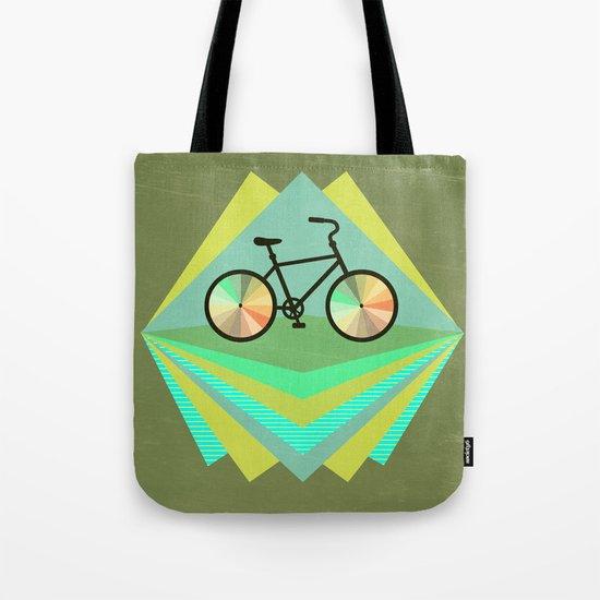 wanna ride my bicycle Tote Bag