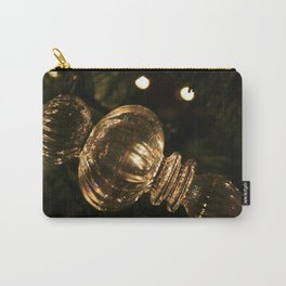Glistening Glass Carry-All Pouch
