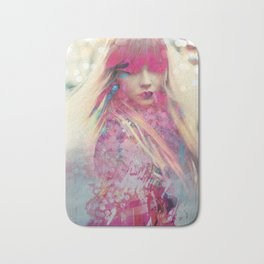 Hey, Blondie Bath Mat