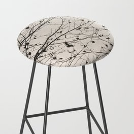 boughs pale Bar Stool